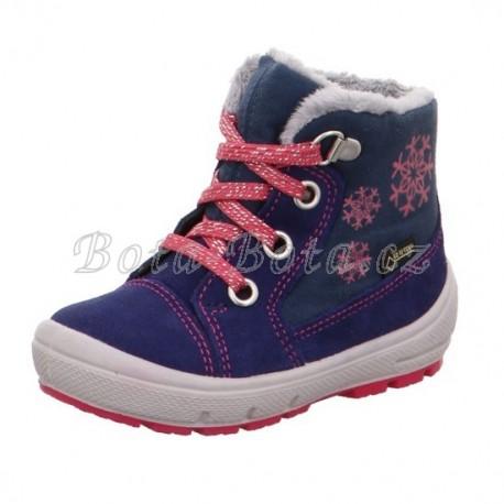 Dětská zimní obuv Superfit 3-09307-80
