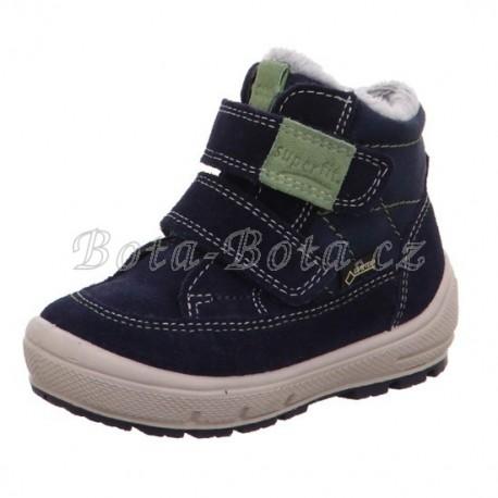Dětská zimní obuv Superfit 3-09314-80