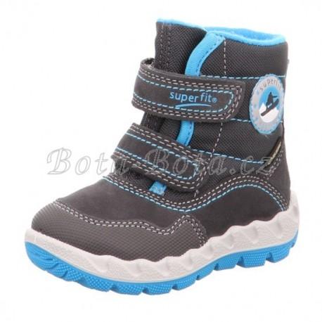 Dětská zimní obuv Superfit s GTX 3-00013-20