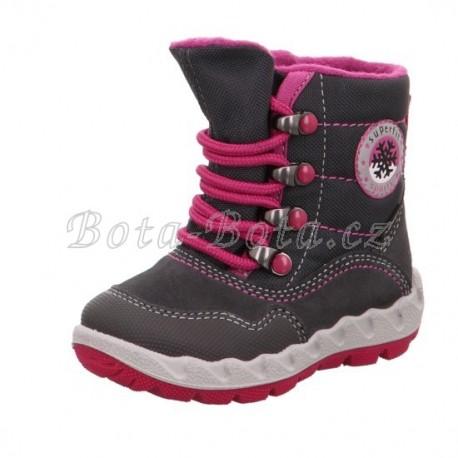 Dětská zimní obuv Superfit 3-00014-21