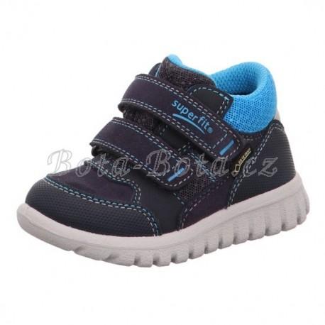 Dětská celoroční obuv SuperFit 3-00193-80
