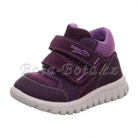 Dětská celoroční obuv SuperFit 3-00193-90,GTX