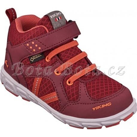 Viking 3-48330-4151 Alvdal MID R GTX, dětská celoroční obuv