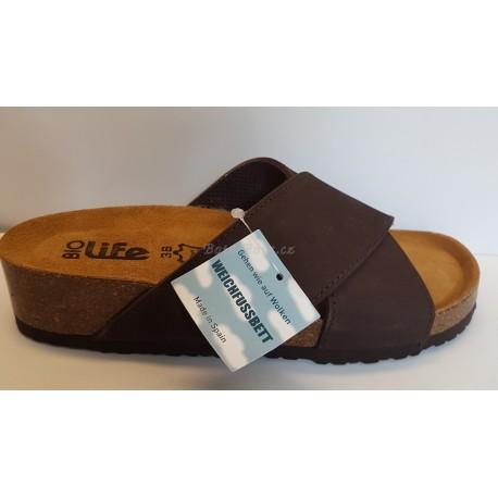Dámké pantofle Bio Life 1484.60