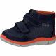 Ricosta 20273-173 Rory, nautic/ozean/neonorange, nepromokavé dětské celoroční boty