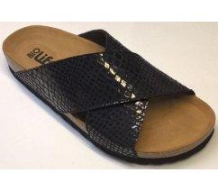 Dámské ortopedické sandále BioLife ROXANA Black 1121.