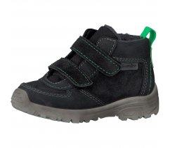 Ricosta zimní boty nepromokavé 36354-494, Lanz, Asphalt