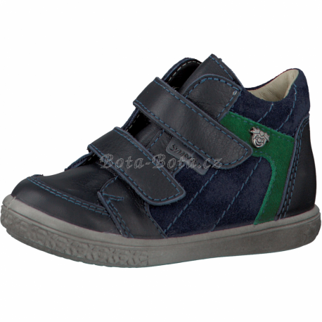 Ricosta celoroční obuv 25202-172, Chris, nautic, see