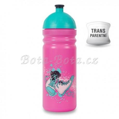 Zdravá lahev Tenisky 0,7l