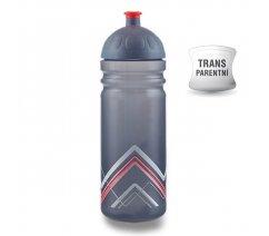 Zdravá lahev BIKE Hory červená 0,7l