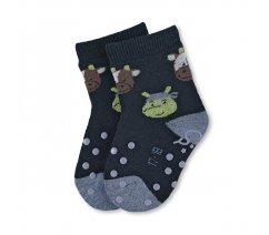 Protiskluzové ponožky, ABS i na nártu, Sterntaler