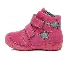Dětská zimní obuv D.D. Step 038-252A