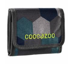Peněženka CoocaZoo CashDash, Blue Geometric M,HM183649
