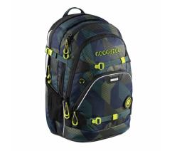 Školní batoh Coocazoo ScaleRale, Polygon Brick, certifikát AGR,HM183606