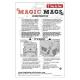 Doplňková sada obrázků MAGIC MAGS k aktovkám Space, Delfíni,HM139004