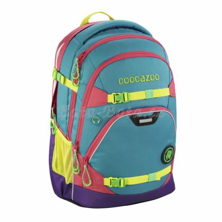 Školní batoh Coocazoo ScaleRale, Holiman, certifikát AGR,183605
