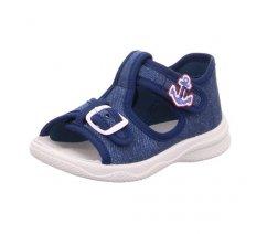 Dětské sandálky Superfit 8-00292-80 POLLY