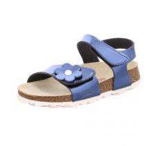Dětské sandále Superfit 4-00118-80 , přezuvky
