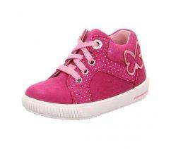 Dětská celoroční obuv Superfit 4-09361-50 MOPPY f2e67fc46fb
