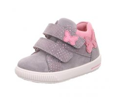 Dětská celoroční obuv Superfit 4-09362-25 MOPPY 2b2a6de3e14