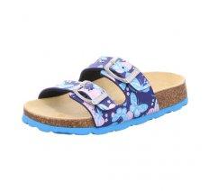 Dětské domácí pantofle Superfit 4-00111-84