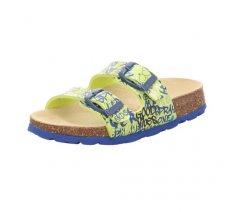 Superfit 4-00111-70, dětský sandál,přezůvky