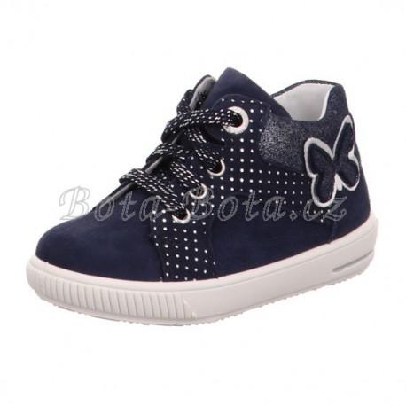 Dětská celoroční obuv Superfit 4-09361-80 MOPPY,Dětská celoroční obuv