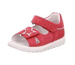 Superfit 4-09016-50 LETTIE,dětská letní obuv,dětské sandále