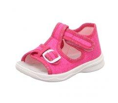 Superfit 4-00292-56 POLLY,dětska letní obuv,dětské sandále, dětské přezůvky