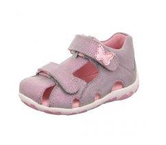Superfit 4-09041-26 FANNI,dětská letní obuv,dětské sandále