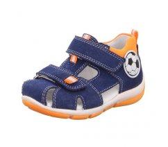 Superfit 4-09142-80 FREDDY, Dětská letní obuv, dětské sandále