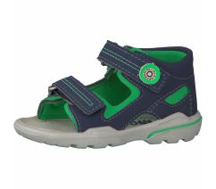 Dětský sandálek Ricosta 32315-555, Manti, nautic/neongrun