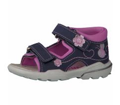Dětský sandálek Ricosta 32216-176, Kittie, nautic/peony