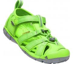 Dětský sandál Keen 1020687 SEACAMP II CNX C-VIBRANT GREEN
