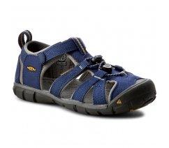 Dětský sandál Keen 1010096, SEACAMP II, CNX, BLUE DEPTHS/GARGOYLE