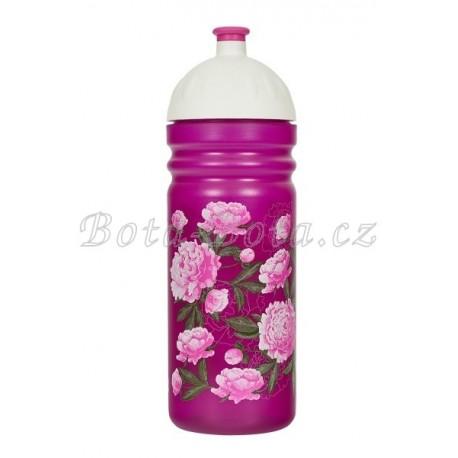 Zdravá lahev V070606 Zdravá lahev Pivoňky 0,7l