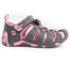 Dětské sportovní sandále Joma  Sevejs 912 GREY