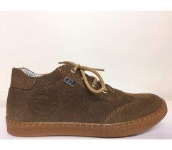 Celoroční obuv KTR 190/R/HNEDA