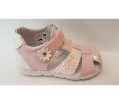 Dívčí letní sandále Ciciban 297110 ROSA