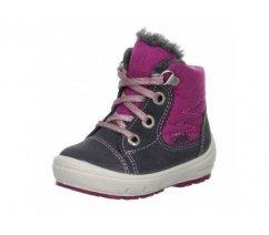 Dívčí zimní obuv Superfit 1-08310-06