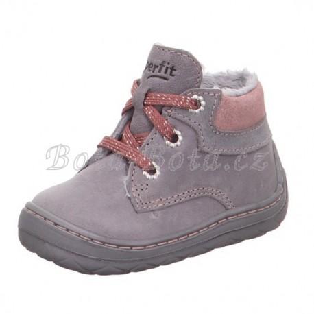 Dětská zateplená obuv Superfit 5-00336-20 SATURNUS