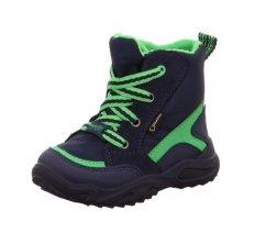 Dětská zimní obuv Superfit 5-09234-80 GLACIER