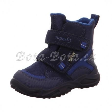 Dětská zimní obuv Superfit 5-09235-80 GLACIER