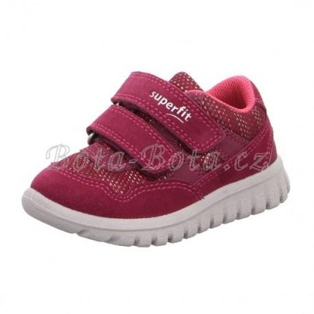 Dětská celoroční obuv Superfit 5-09191-50 SPORT7 MINI