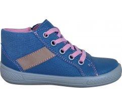 Dětské celoroční boty Protetika SISI BLUE