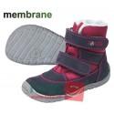 Dětské zimní barefootové boty Fare 5141291 FINKY, nepromokavé