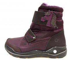 Dětské zimní boty Ricosta 84201-381, Garei Brombier, nepromokavé