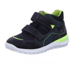 Dětská celoroční obuv Ricosta 69351-490, nepromokavé