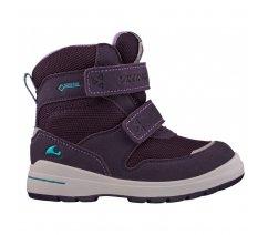 Dětské zimní boty Viking 3-86010-83, GTX, Tokke, Aubergine