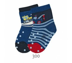 Sterntaler 8111922 Protiskluzové ponožky, ABS i na nártu, Sterntaler